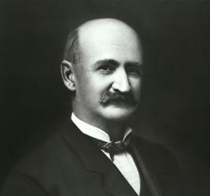 Portrait of Daniel Webster Rogers