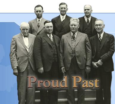 Proud Past, Strong Present, Exciting Future