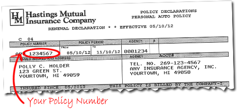 Hastings Mutual Insurance Company - Report-a-Claim